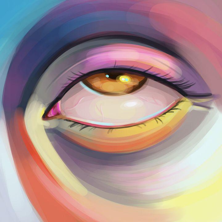 Eyeroll - Karin Berendsen