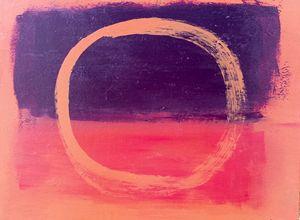 Orange and Purple Eno