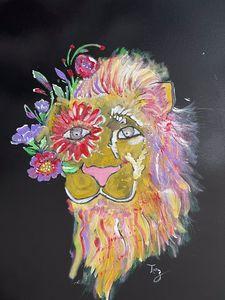 Lioness - Outta Vibez Art