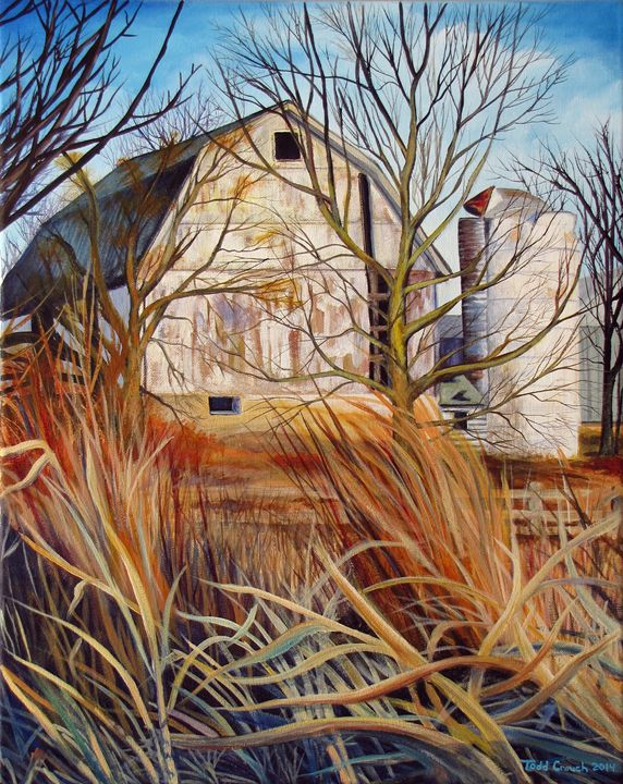 Michigan Ave Barn - Todd Crouch