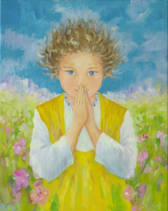 """""""Peace"""" - Paintings by Linda Knotter"""