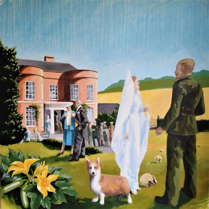 After the Wedding,the Great House - Keith Gibbons