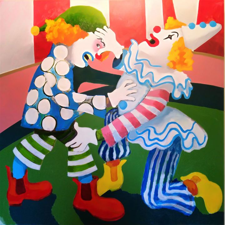 When Clowns Go Bad - Keith Gibbons