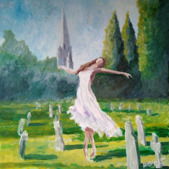 Cemetery Dance - Keith Gibbons