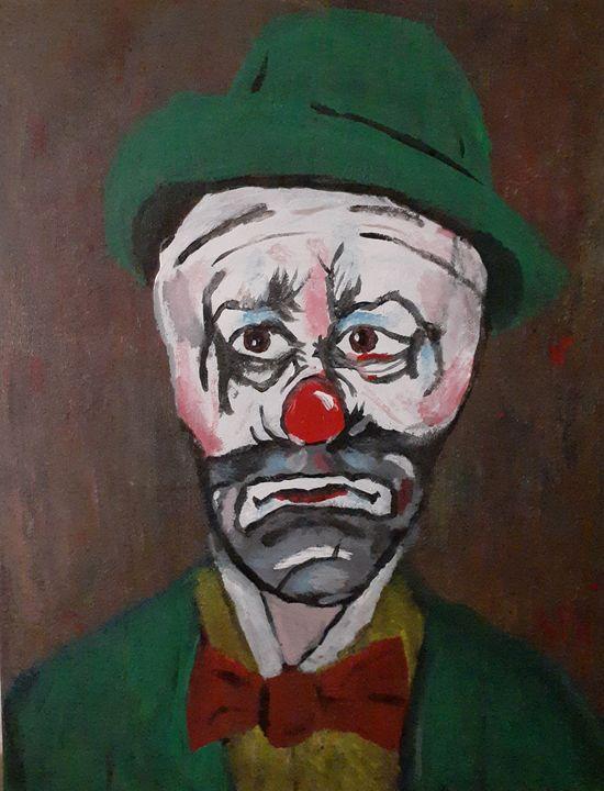 Clown - Alejandro Pierre Hedges