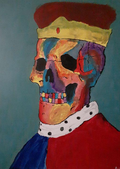 The Colorful Emperor - Alejandro Pierre Hedges