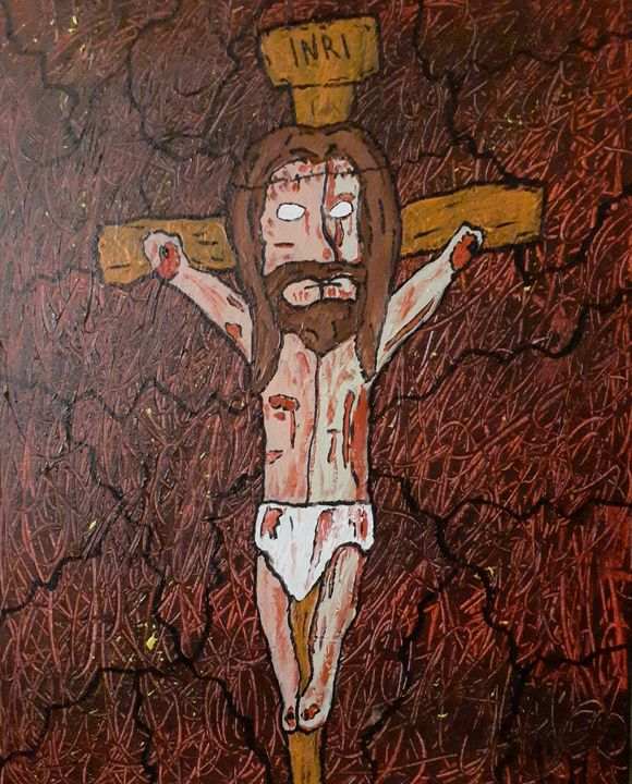 Jesus - Alejandro Pierre Hedges