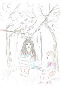 sketching/drwaing