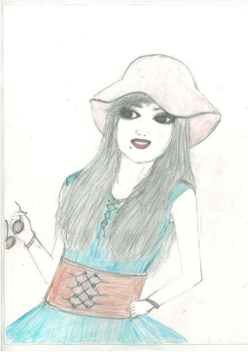 sketching/drawing - Engineer Mansi tiwari