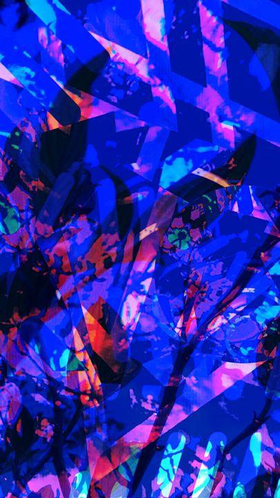 Blue Duality - METAMORPHASIS