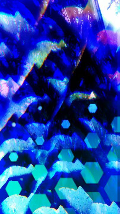 Blue Perez - METAMORPHASIS