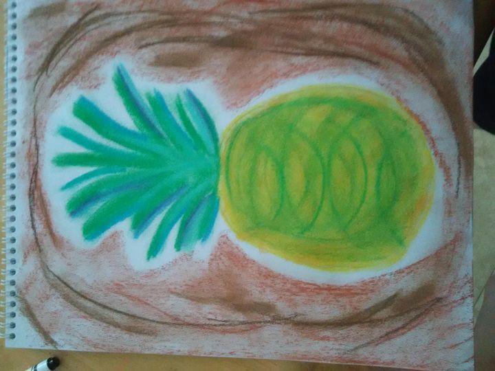 Pineapple - Kittie von Kat Kollection
