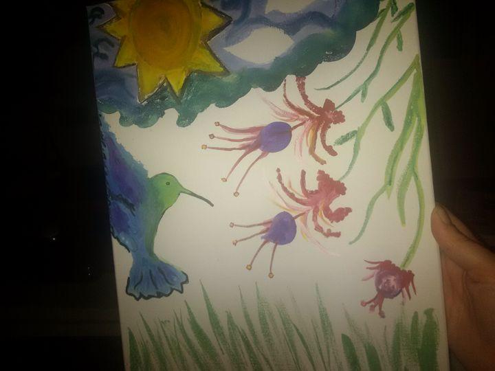Hummingbird - Kittie von Kat Kollection