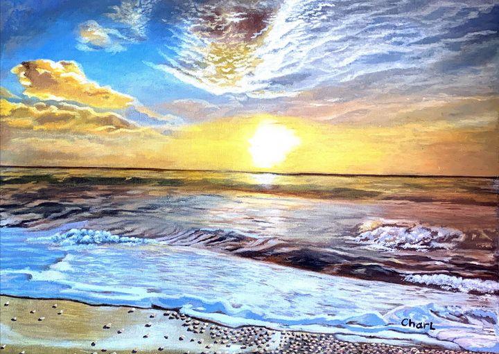 Golden Coast - Charl John Ruiters