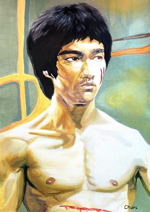Bruce Lee - Charl John Ruiters