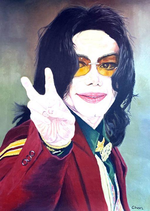 Michael Jackson - Charl John Ruiters