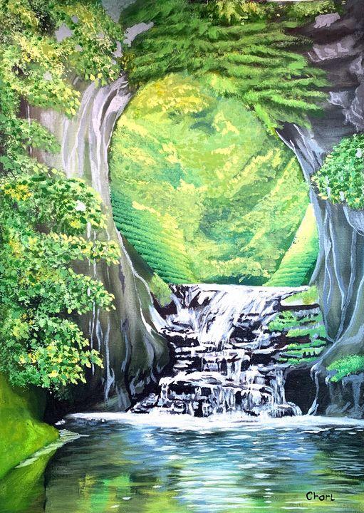 Cave stream - Charl John Ruiters