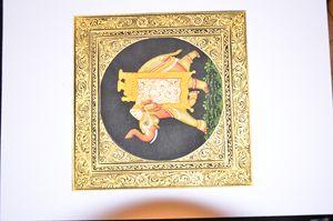 Miniature painting of Royal Elephant