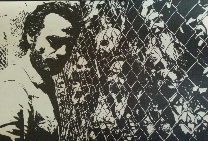 The Walking Dead - Nick Pagano