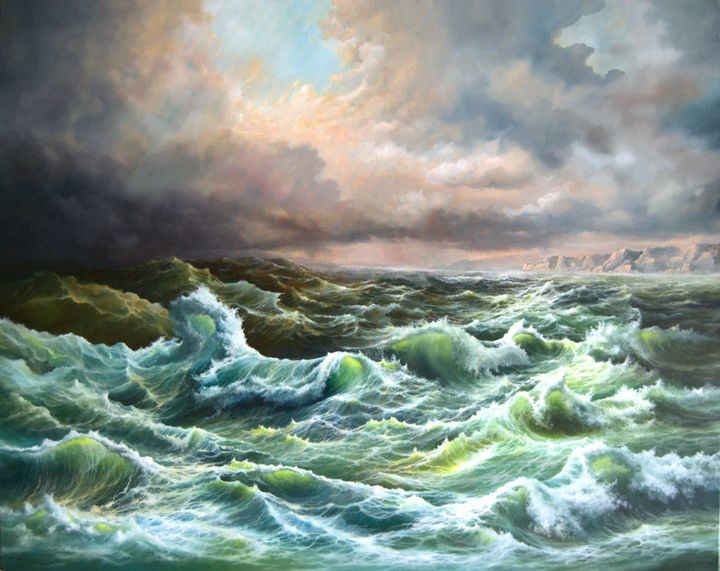 OPEN SEA - Robert Art Gallery