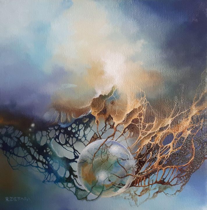 BUBBLE DREAMS - Robert Art Gallery