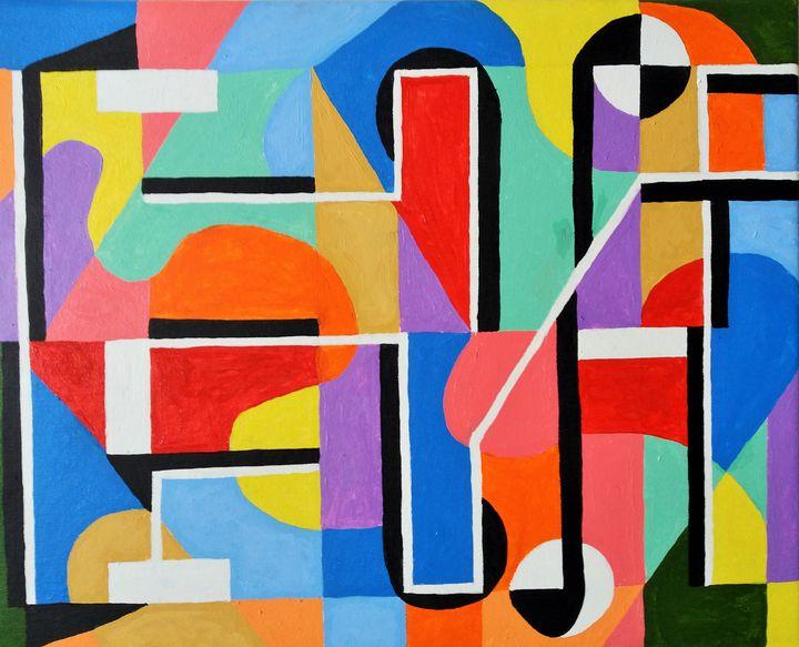 Geoffrey - Mo Leyva's Art