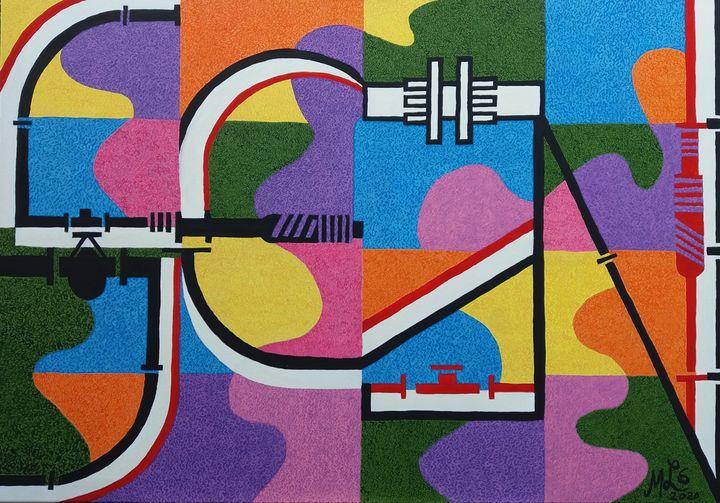 Samuel - Mo Leyva's Art