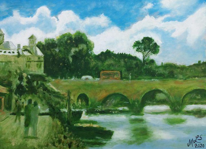 Richmond Summer - Mo Leyva's Art