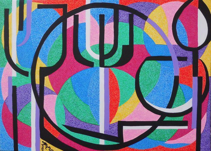 Grand Buffet - Mo Leyva's Art