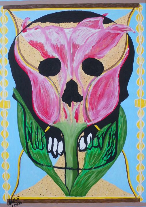 Memento Mori - Mo Leyva's Art