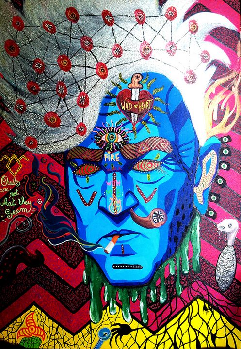 David Lynch - Basse-Fosse