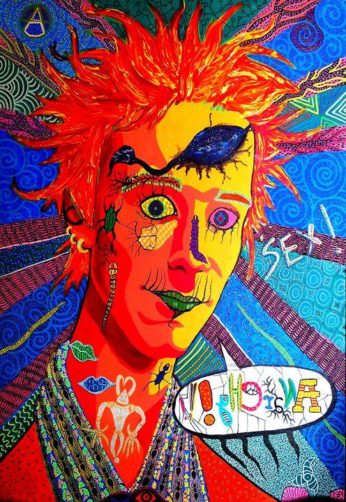 Johnny Rotten - Basse-Fosse