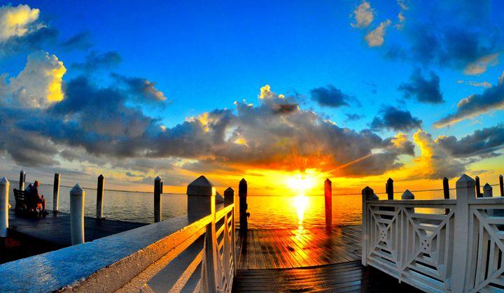 sun RISING - Great Dane