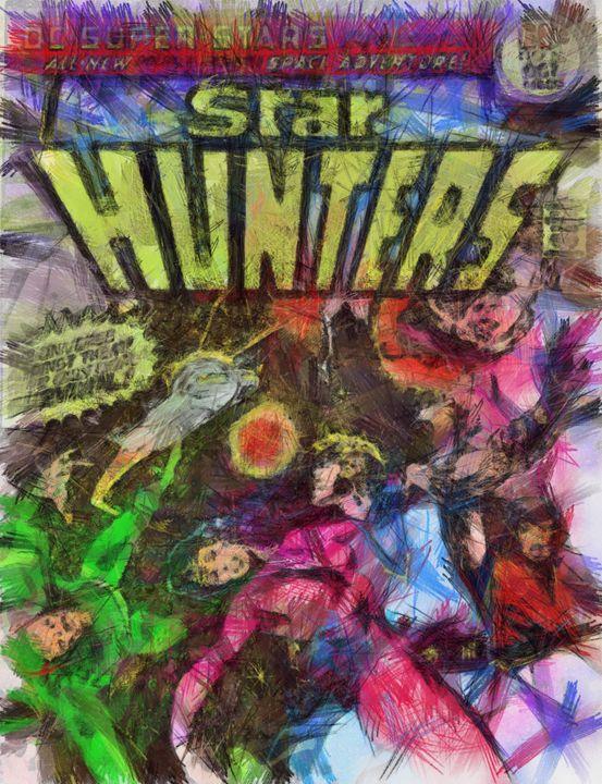 Star hunter - dbJR