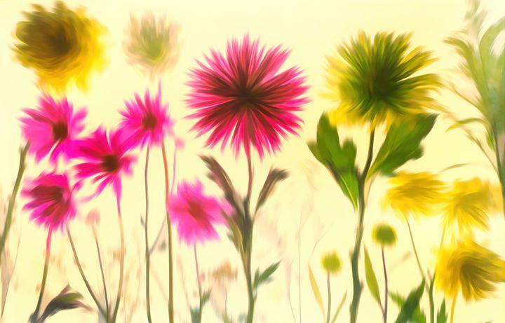 All petals - Great Dane
