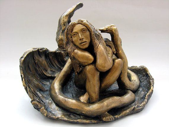 Pythia - Myth, Meaning Movement the Sculpture of CR Lee