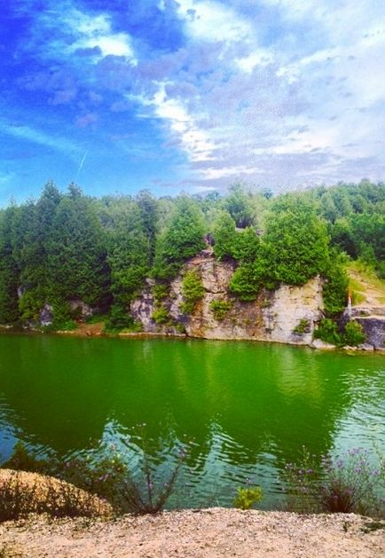 Elora Gorge - Nature porn