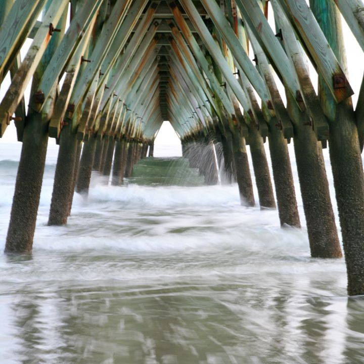 Pier Cathedral - Harrison Graves