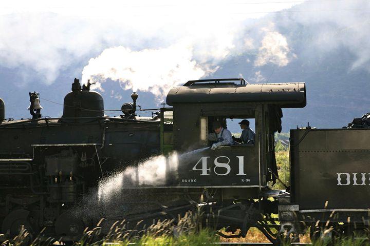 Durango-Silverton Limited - Harrison Graves