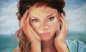 Rihanna - Elisa Filip