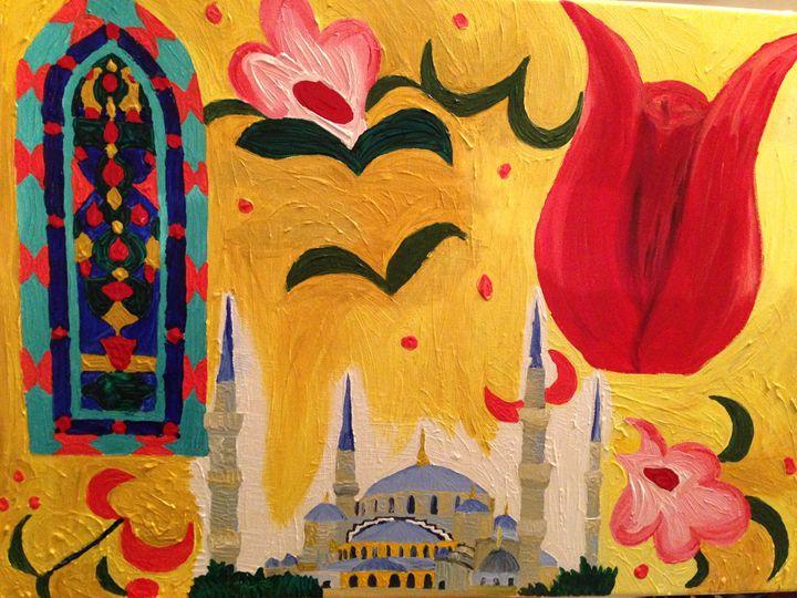 Istanbul - lotus