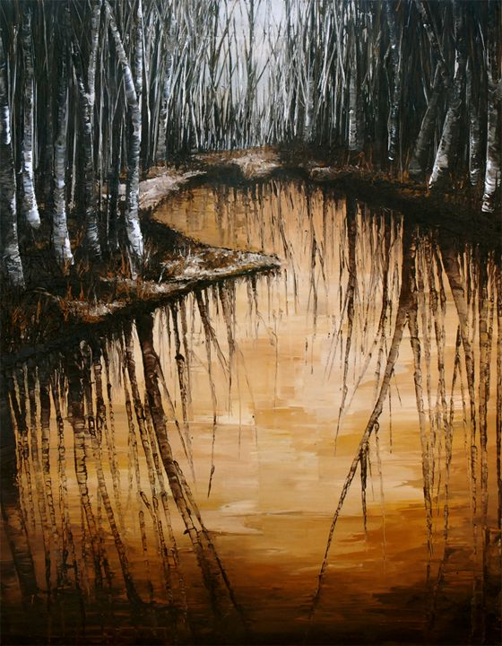 Deep in the Forest - Suzanna Kubisova