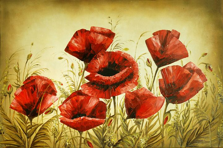 When are the poppies blooming - Suzanna Kubisova