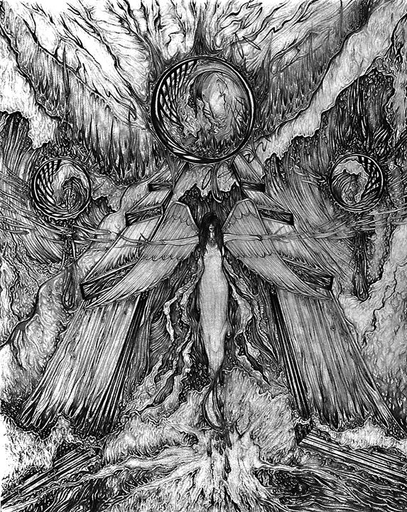 ANGEL OF WATER AND FIRE - Mike Unrue