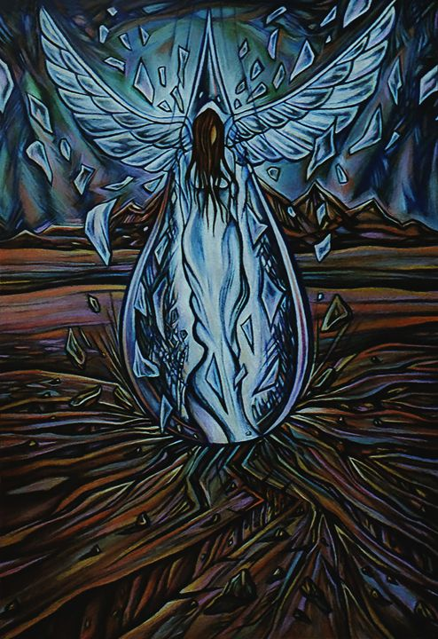 ANGEL'S ARRIVAL - Mike Unrue