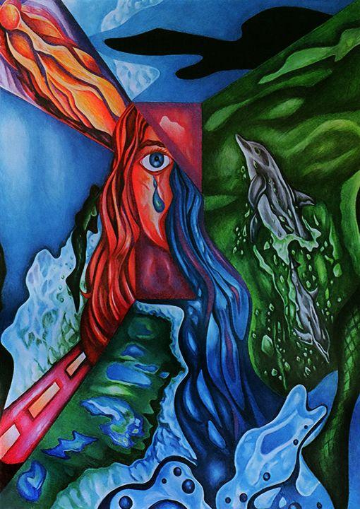 BETRAYED AND AWAKENED - Mike Unrue