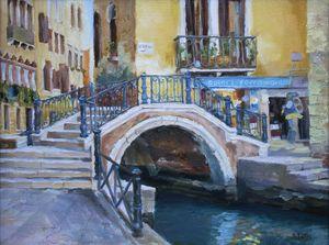 """""""Bridge in Venice"""""""