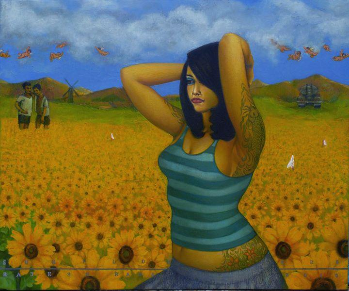 Sunflowers - Rajesh Rana