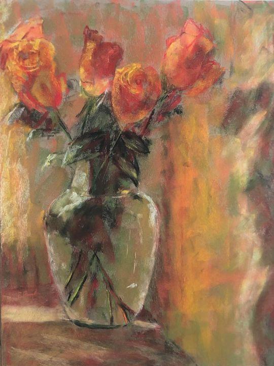 Six of One - Elaine Benevides Pastel Artist