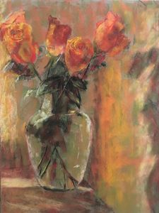 Six of One - Elaine Benevides Pastel Artist